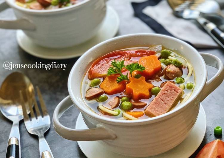 Sausage Spaghetti Soup, In The Following Paragraphs We Are Going To Be Looking At The A Large Amount Of Benefits Of Coconut Oil