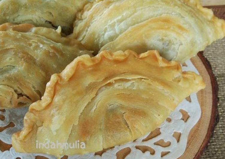 Curry Puff / kari puff / karipap