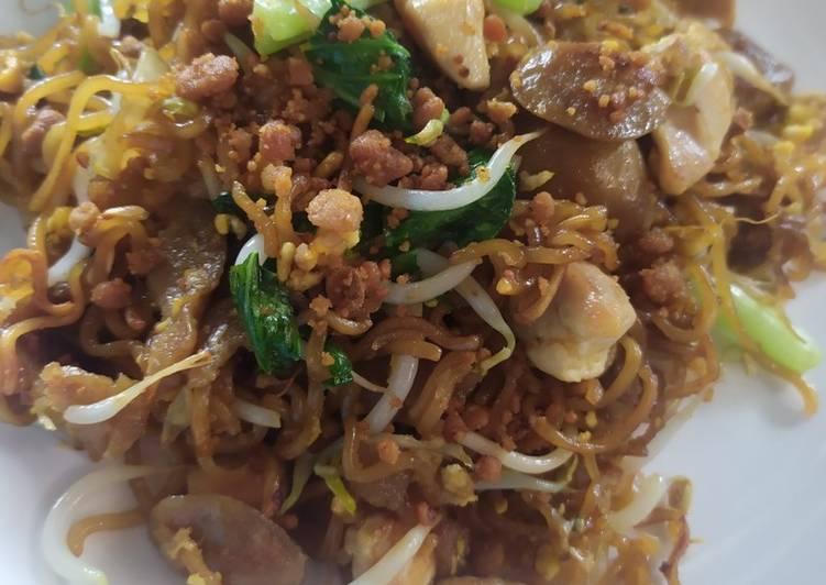 Mie Goreng Seafood ala Resto Chinese Food