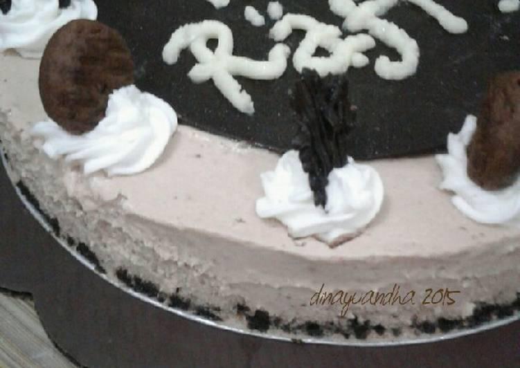 Choco Cheesecake (unbaked)