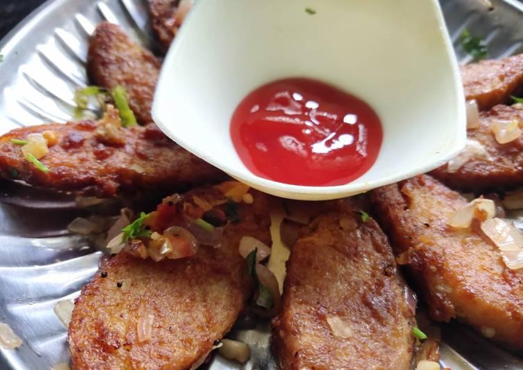 5 Minute Easiest Way to Make Speedy Schezwan fried Idli