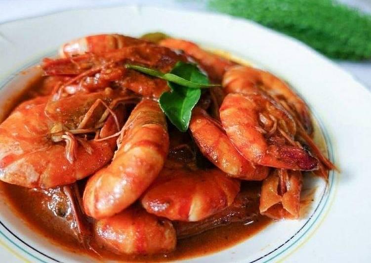 Resep Udang Saus Padang Oleh Amanda Chastity Cookpad