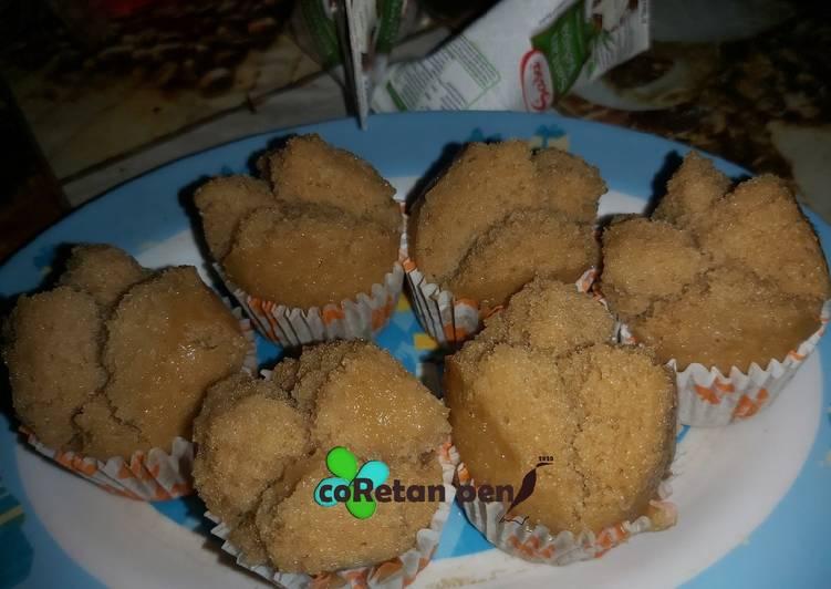 Kue Kukus Gula Merah