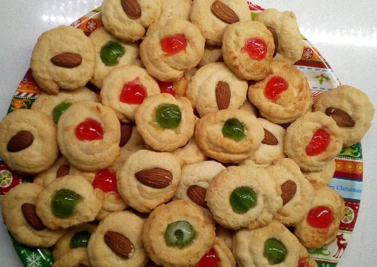Fantasia di biscotti di frolla montata 🎅⭐🎄
