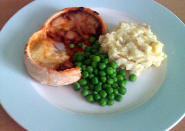 What is Dinner Easy Summer Vickys Sweet / Savoury Shortcrust Pastry - GF DF EF SF NF