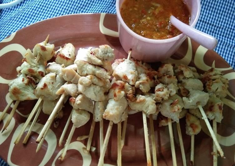 Sate taichan ma2 kitchen