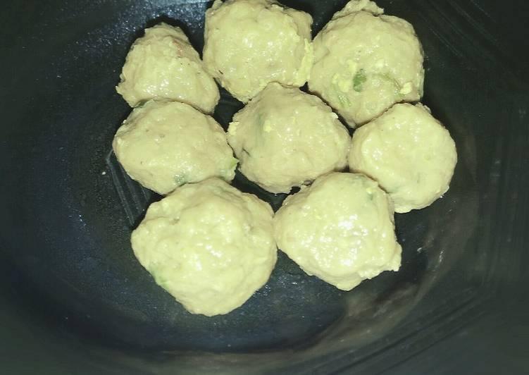 Resep bakso daging kerbau tapioka