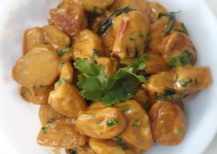 Top 10 Dinner Easy Special Tandoori pumpkin gnocchi