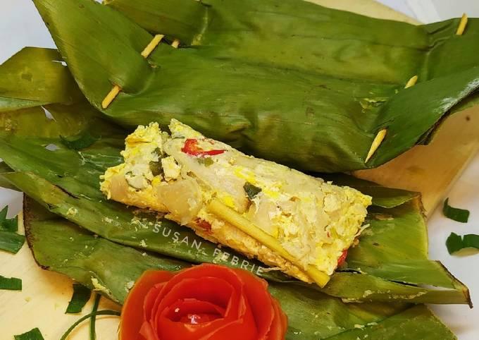 Resep Pepes Jamur Tiram Oleh Susan Febrie Cookpad