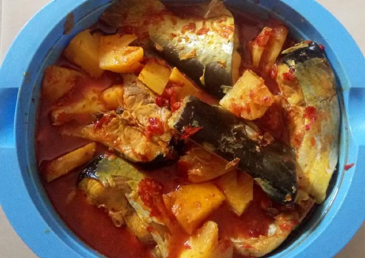 Resep Ikan Patin Asam Pedas Yang Simple Enak