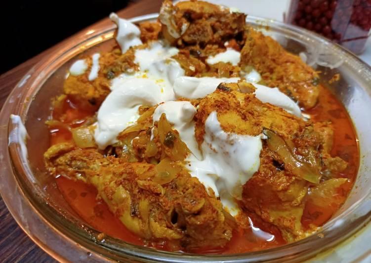 Absolutely Ultimate Dinner Easy Winter Methi Fenugreek Chicken