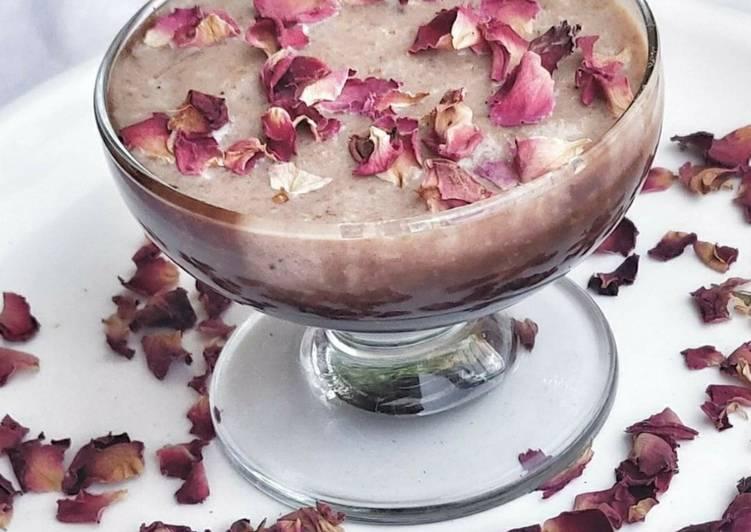 Use Food to Boost Your Mood Jowar Choco Phirni