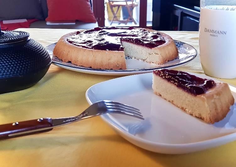 Crostata di Pasta Frolla Montata