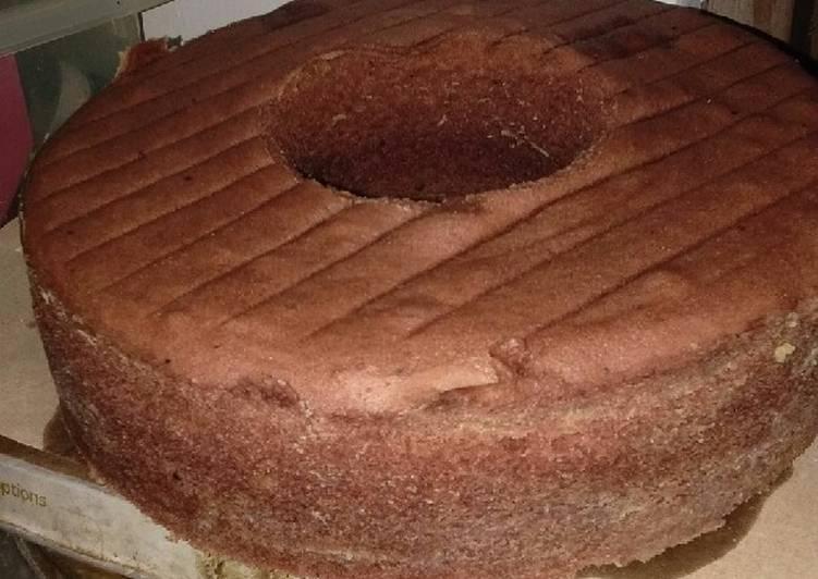 Bolu cokelat kukus - cookandrecipe.com