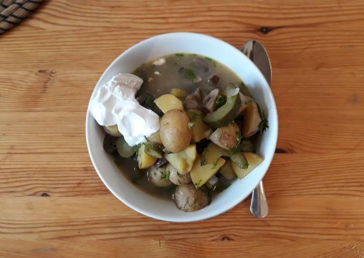 Recipe: Tasty Pilzgulasch