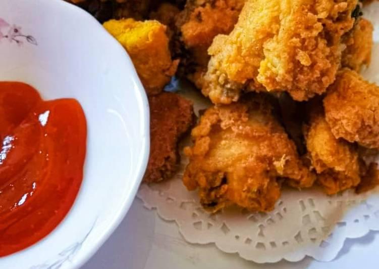 Ayam goreng popcorn - velavinkabakery.com
