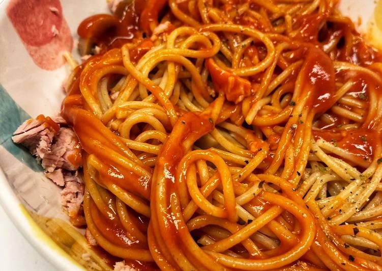 Cómo hacer espaguetis en Mambo