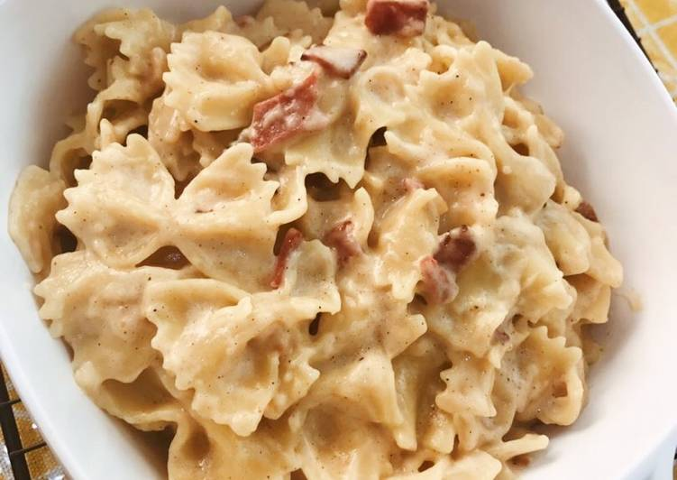 Easy Macaroni and Cheese #berburucelemekemas #resolusi2019