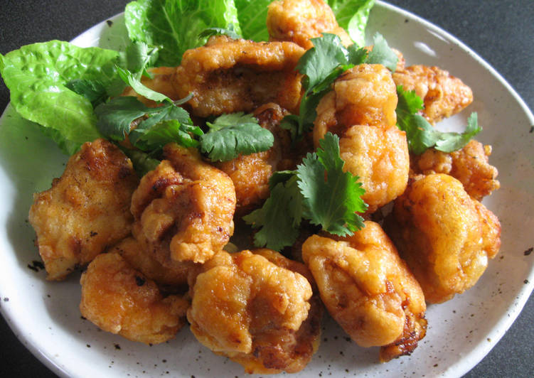 Tom Yum Fried Chicken – Simply Recipes Cookbooks