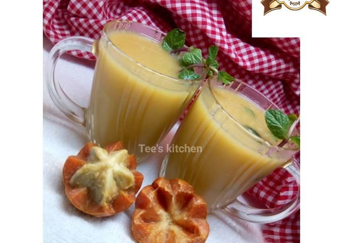 Agwalumo juice