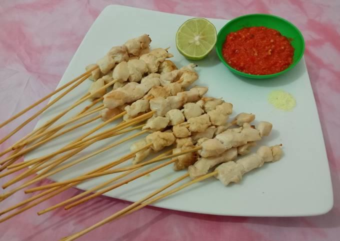 Cara Membuat Sate Taichan yang Menggugah Selera