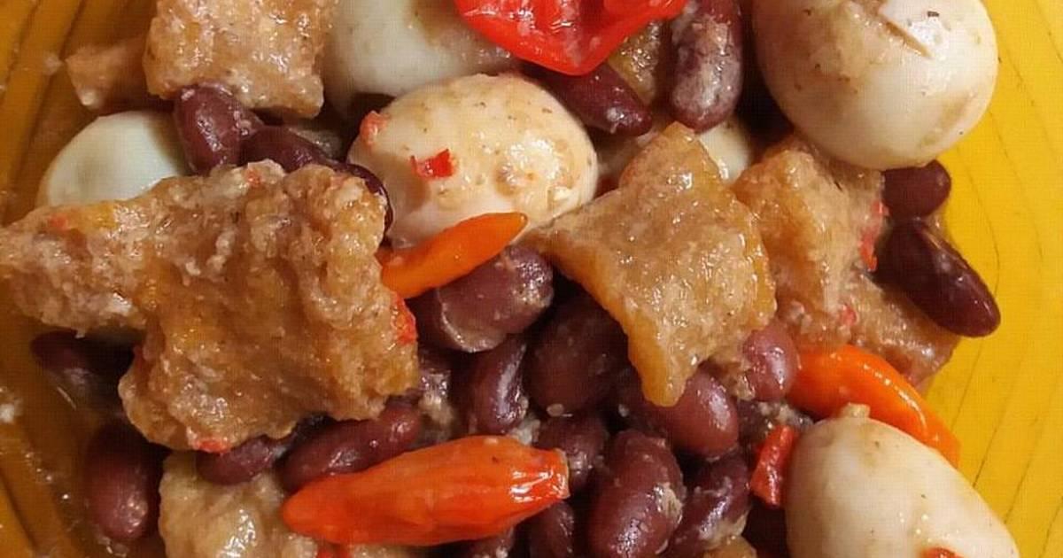 19 Resep Krecek Telur Puyuh Kacang Merah Enak Dan Sederhana Ala Rumahan Cookpad