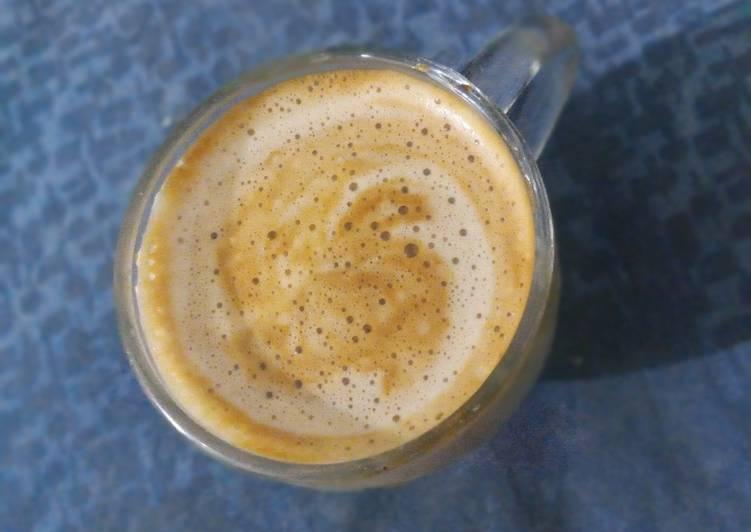 Fluffy Coffee