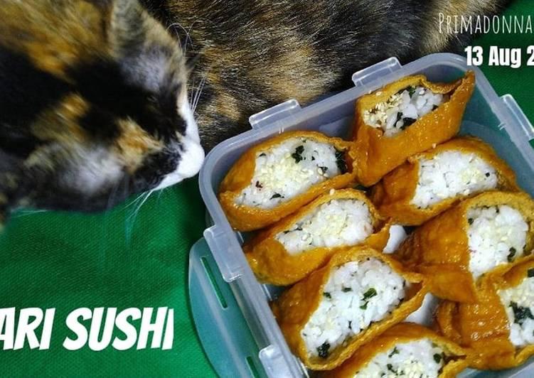 Simple Way to Make Ultimate Inari Sushi