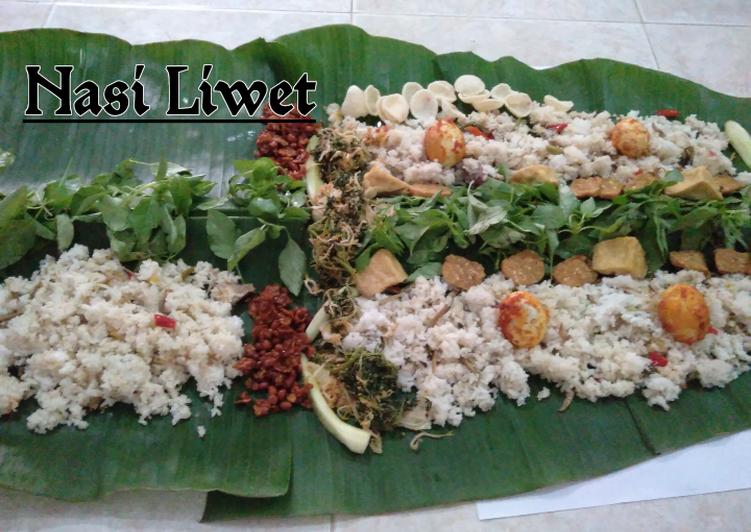Bagaimana Menyiapkan Nasi Liwet  Anti Gagal