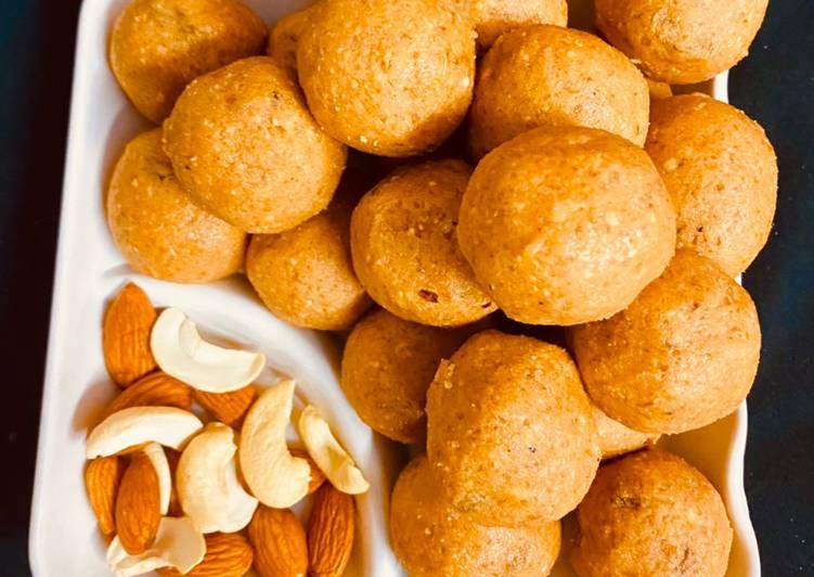 Recipe of Speedy Dry fruit Laddu