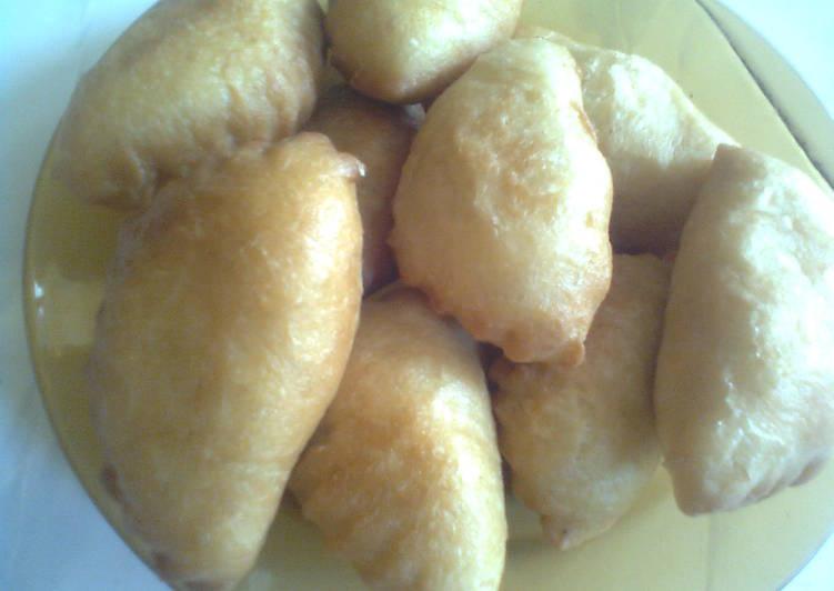 Resep Panada crunchy isi sayuran (2), Enak