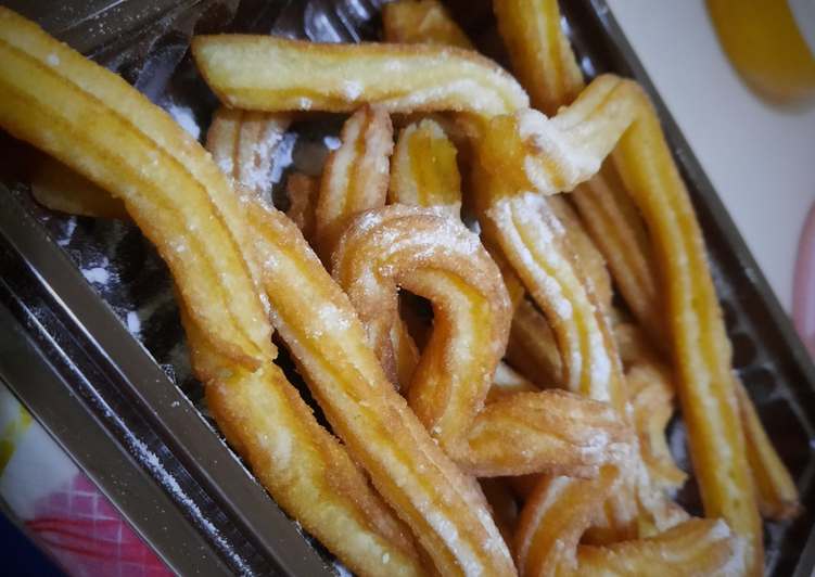 17. Sweet ChurRos💕