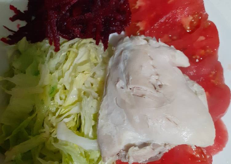 comida saludable facil de hacer
