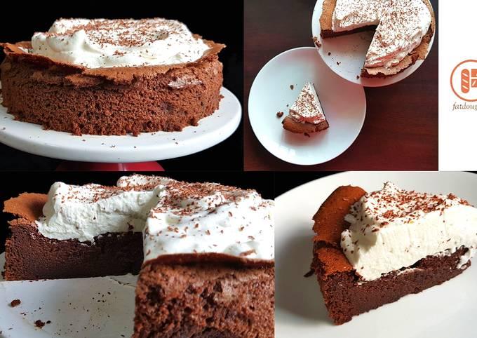 Richard Sax's Chocolate Cloud Cake