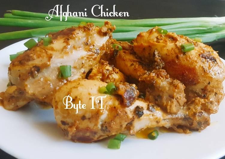 Top 10 Dinner Easy Refreshing Afghani chicken