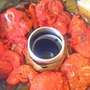 Cochinita Pibil (horno milagro-cacerola horno-horno mágico)