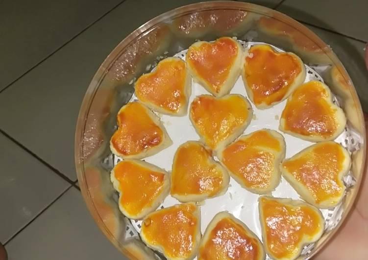 Kue Kacang Krunchy - cookandrecipe.com