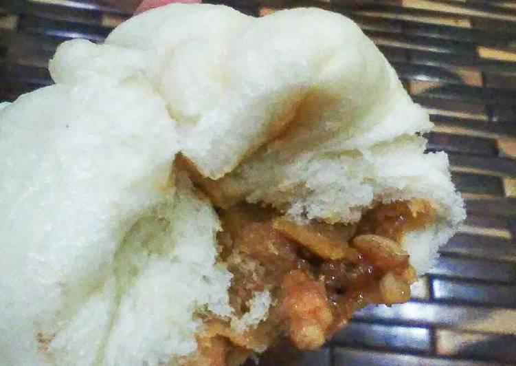 Resep Bakpao Super Lembut Isi Ayam Saos Merah Top