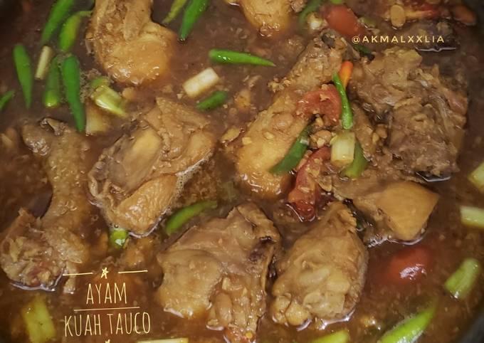 Ayam Kuah Tauco