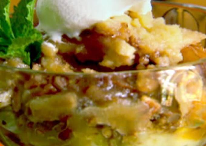 Bread Pudding - Raisin/Pecan