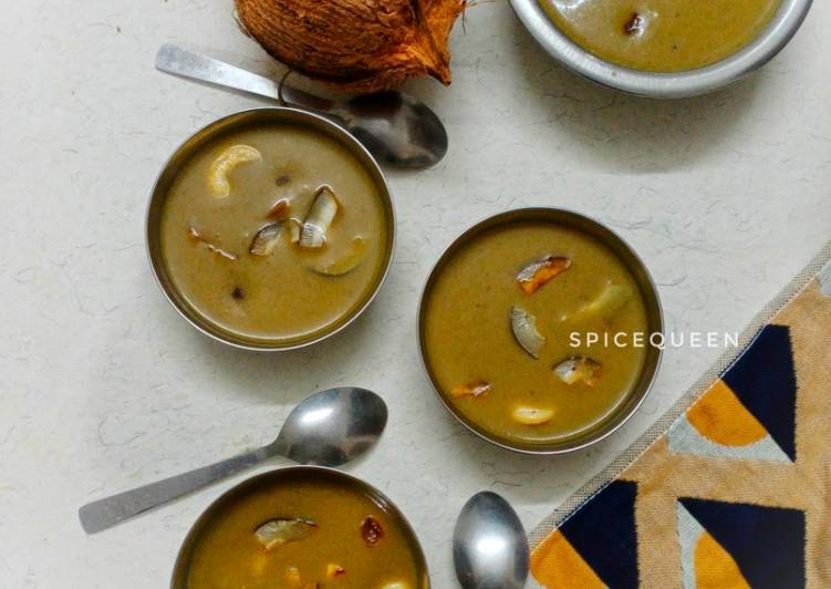 Step-by-Step Guide to Make Perfect Paruppu Payasam