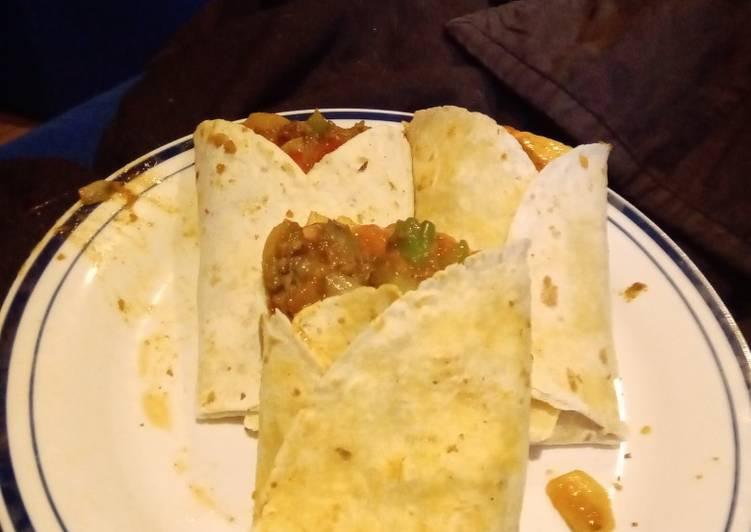 Simple Way to Make Ultimate Veggie Burritos