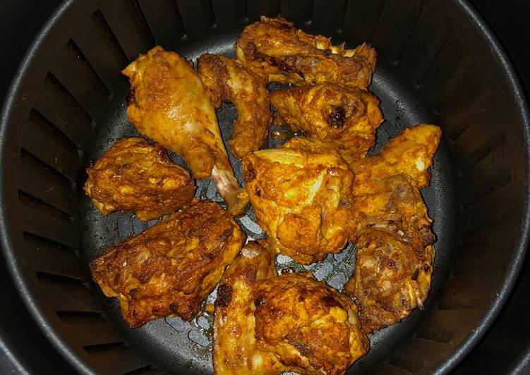 Recipe of Ultimate Simple and easy fail-safe tasty marinade for grilled chicken with or without that very spicy flavor