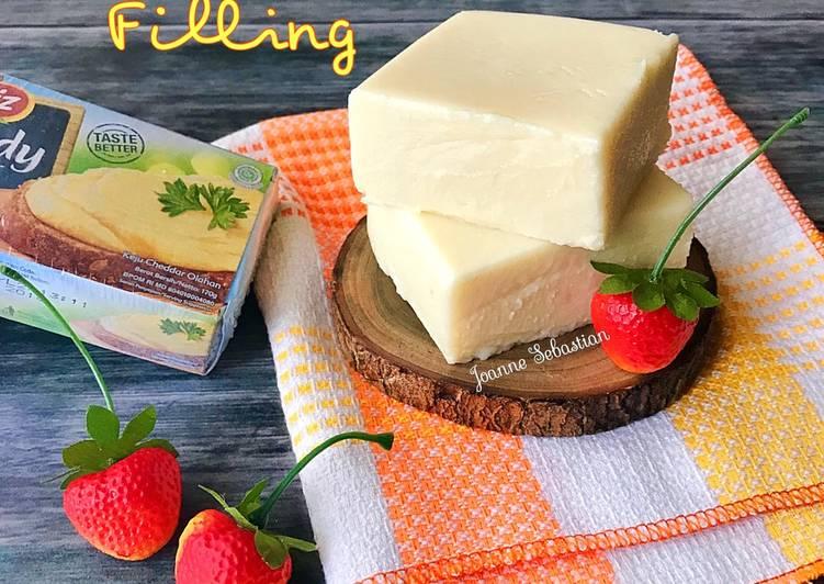 Resep Sweet Cheese Filling (Untuk Isian Roti / Bapao) Top