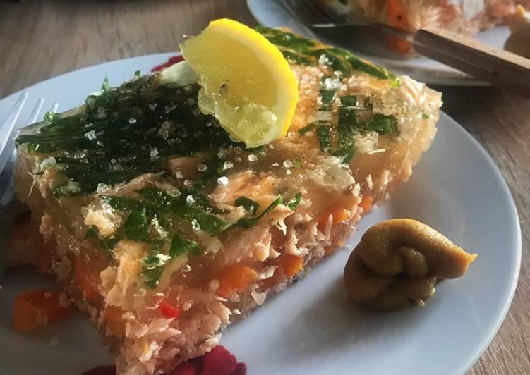 тогда сложностей рыба красная заливная рецепт с фото такое