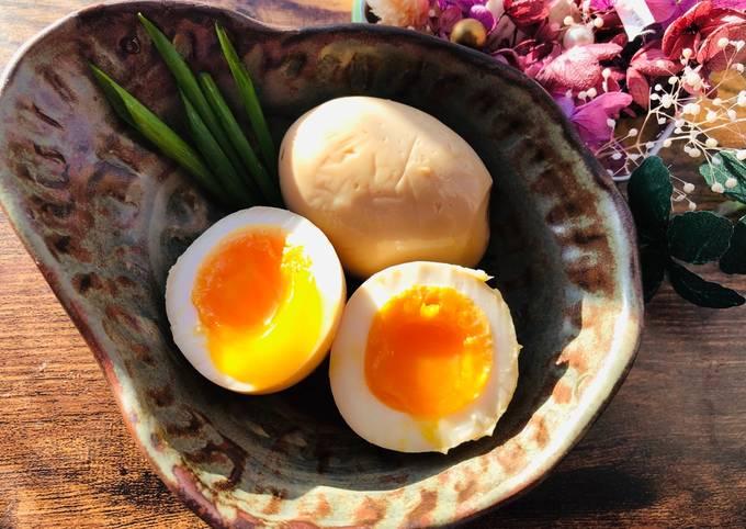 Soy Sauce Egg for Ramen