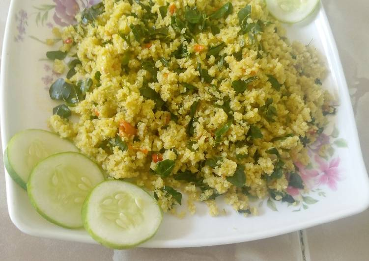Recipe of Favorite Dambun shinkafa