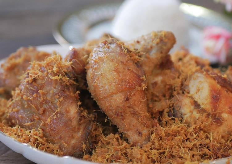 Recipe Delicious Resep Ayam Goreng Lengkuas Praktis Tidak Menyerap Minyak Enak Gurih Dan Empuk Antigagal
