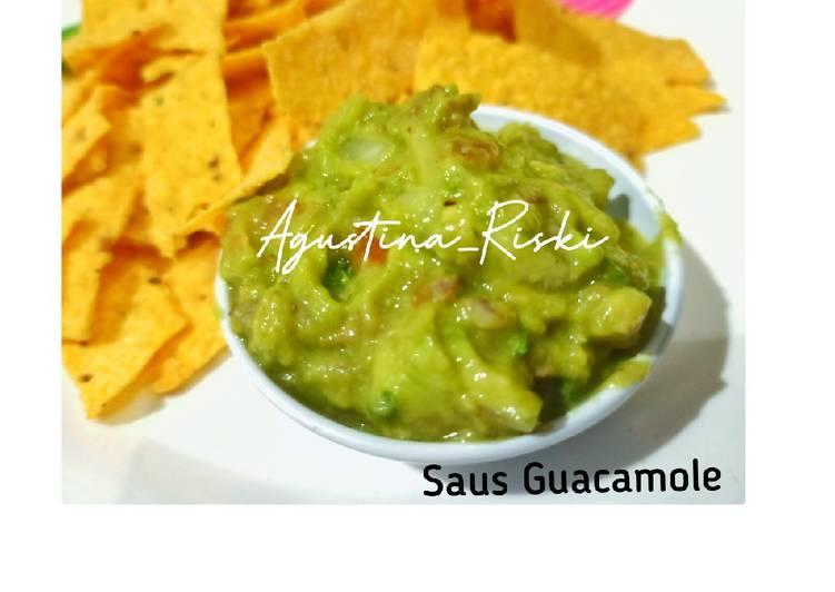 Saus Guacamole