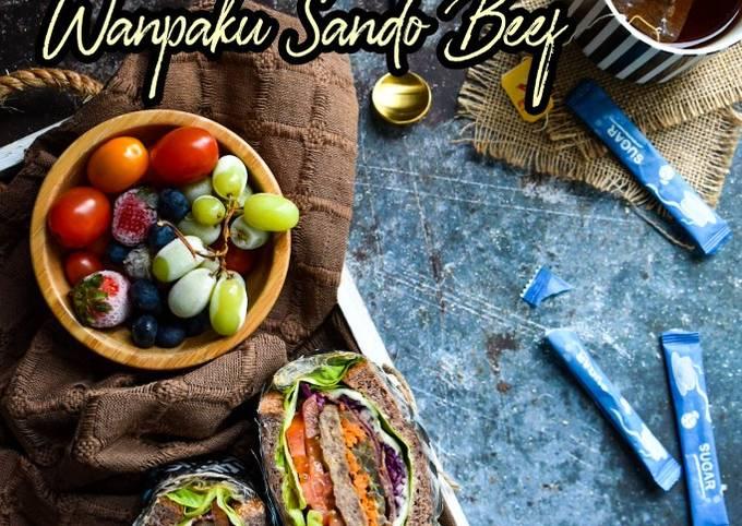 Wanpaku Sando Beef